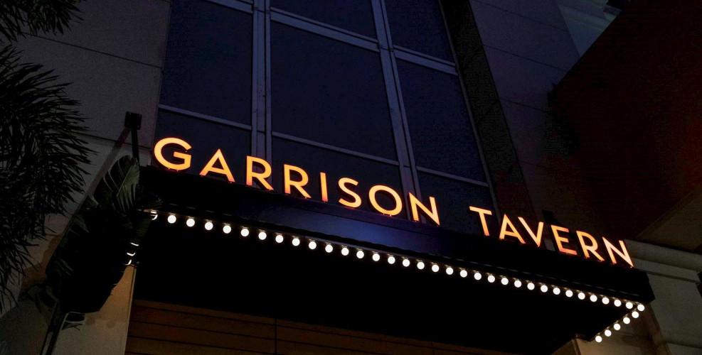 garrison front