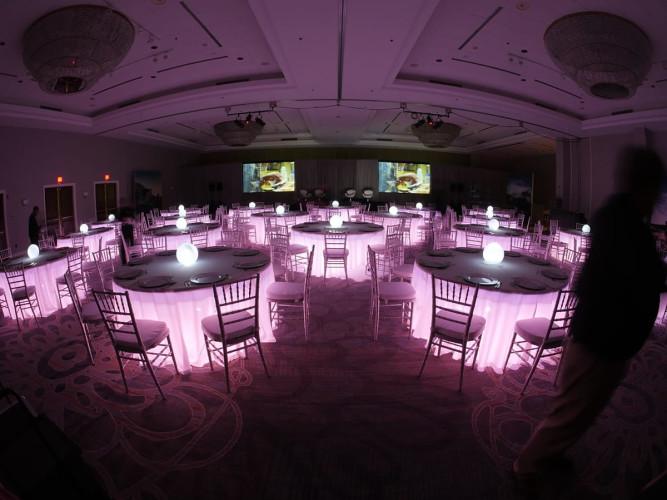 Social Event Lighting