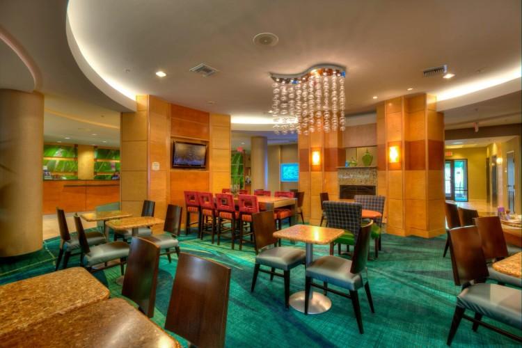 Complimentary Breakfast Lounge