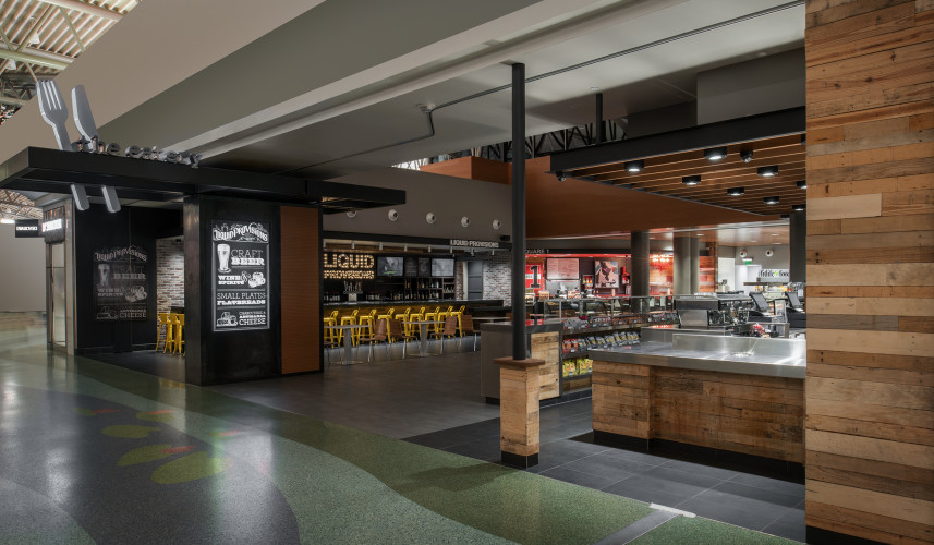 The Eatery Tampa Airport Airside F
