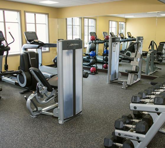 Epicurean - Fitness Room
