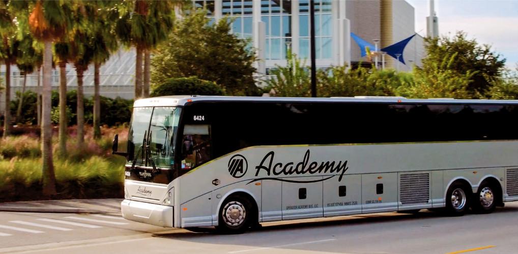 ACADEMY BUS 12