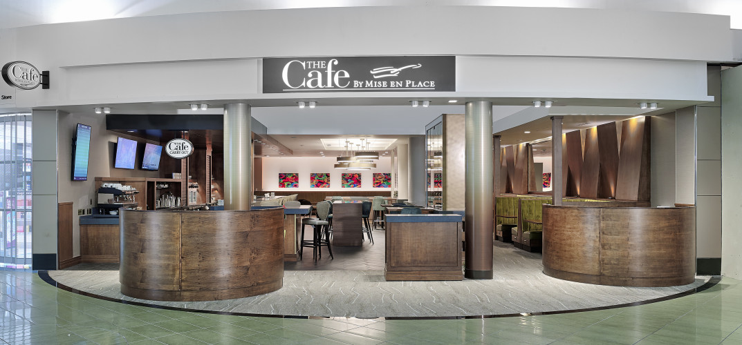 The Cafe by Mise en Place Tampa Airport Airside F
