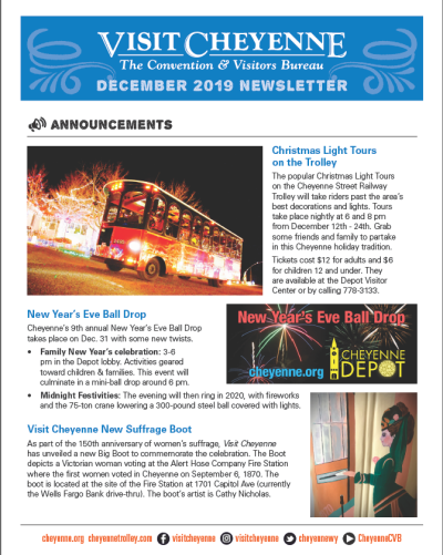 Dec 2019 Thumb newsletter