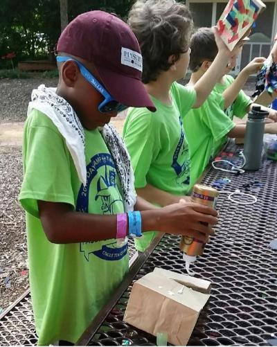 Irving Summer Camp Roundup