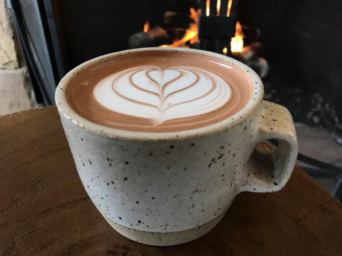 Little Lion Hot Chocolate