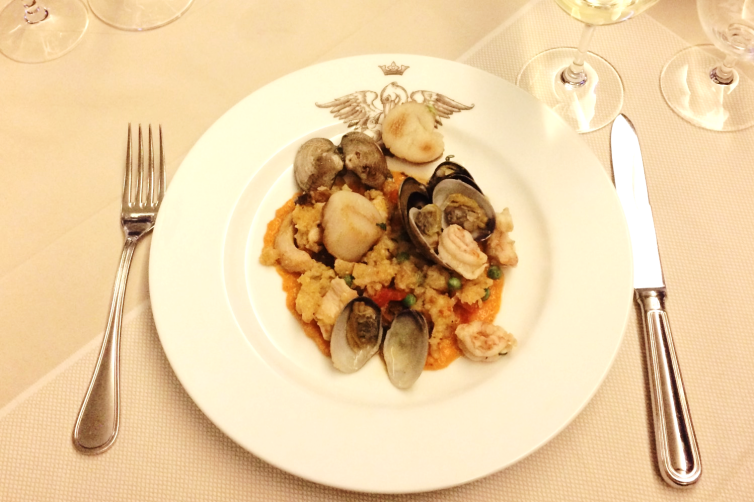 Spanish Paella at Mission Hill Culinary Class