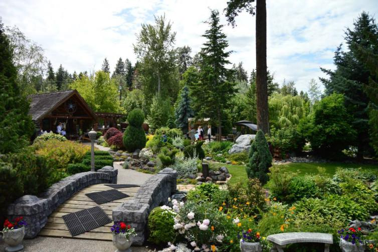 Gardens of Kelowna (Flower Power Event)