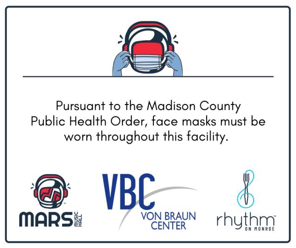 Face Masks - Public Health Order