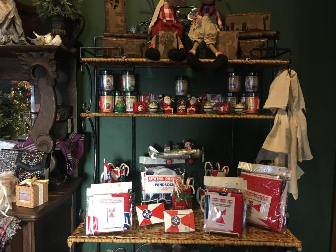 visit the Wichita-Sedgwick Co. Historical Museum Gift Shop in Wichita KS for great gifts during Museum Store Sunday
