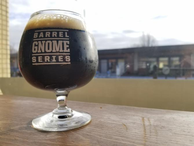 Hopping Gnome Barrel Series
