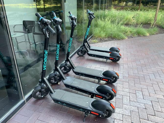 VeoRide Electric Scooters