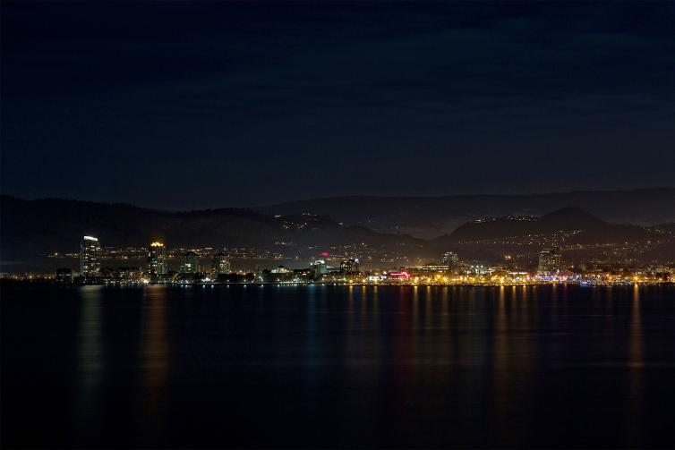 Our own city of lights.