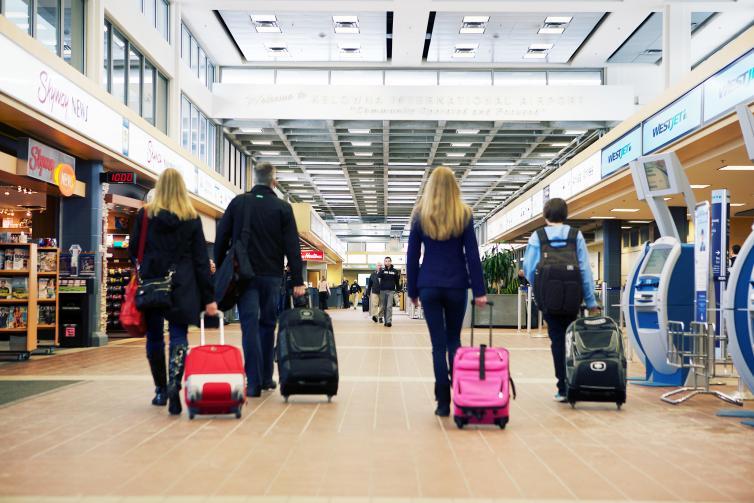 Kelowna International Airport Terminal