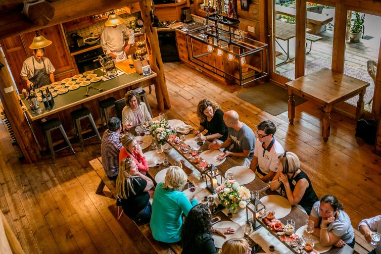 Caldwell Heritage Farm Long Table Dinner
