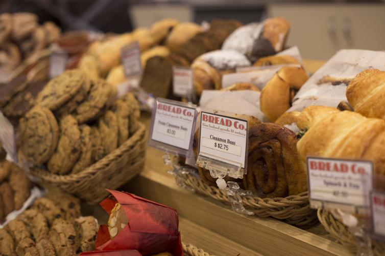 Bread Co. Baked Goods
