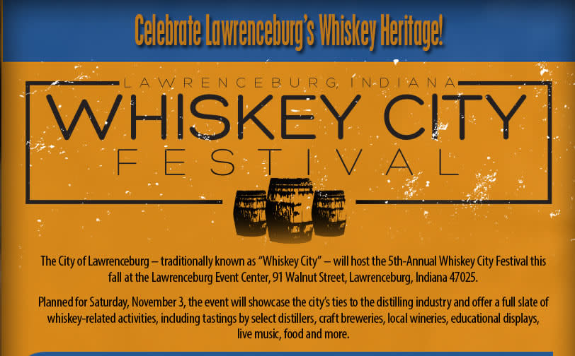 Whiskey City Festival Lawrenceburg