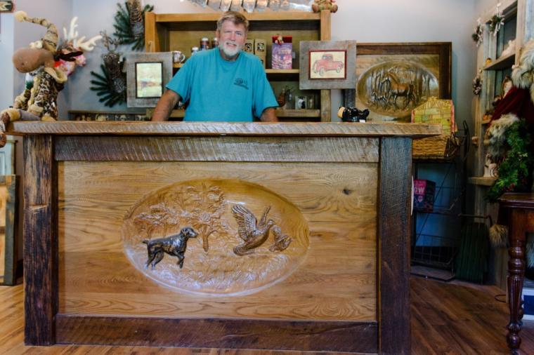 Four Oaks Woodworker