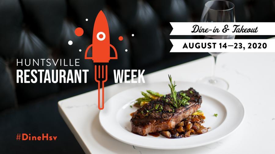 Huntsville Restaurant Week 2020