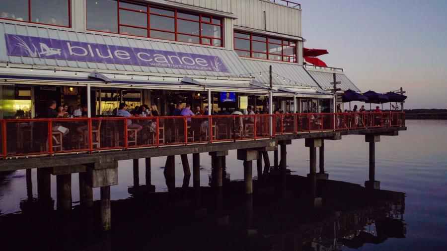 Blue Canoe Waterfront Restaurant