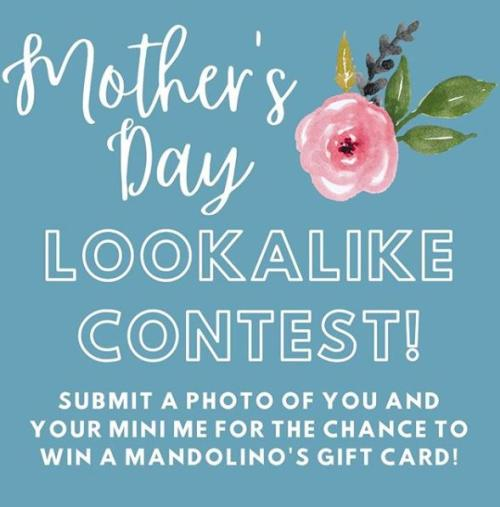 Mandolino Mother's day contest