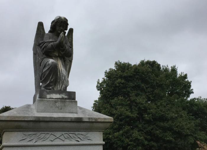 Haunted Huntsville blog
