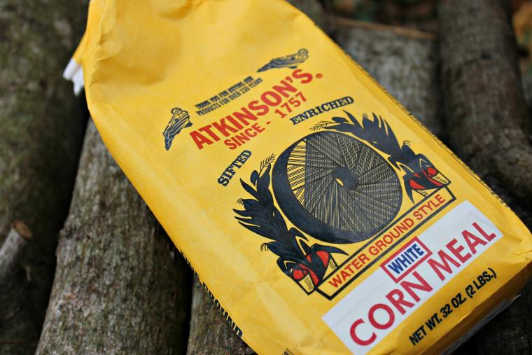 Atkinson's Mill Cornmeal