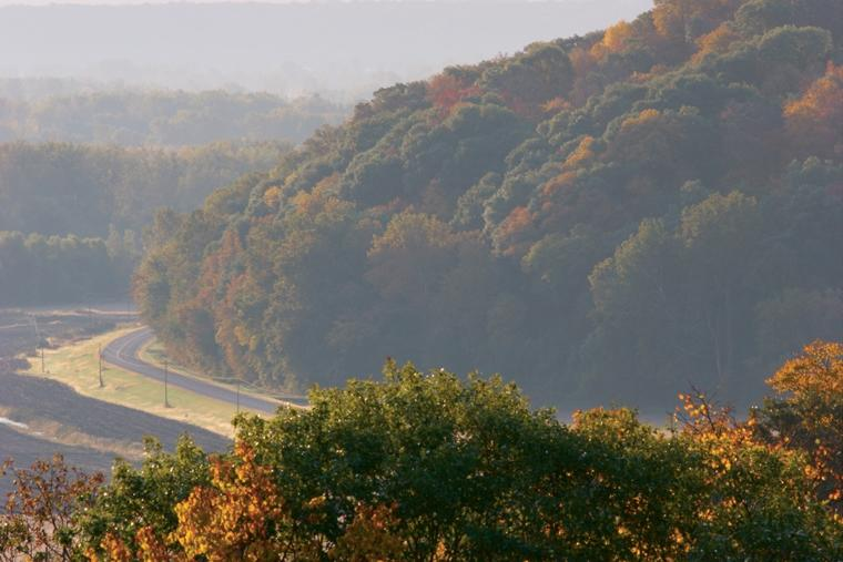 Glacial Hills Scenic Byway