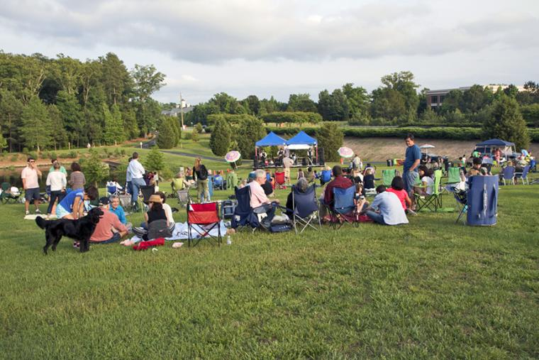 Meadowmont Music Series