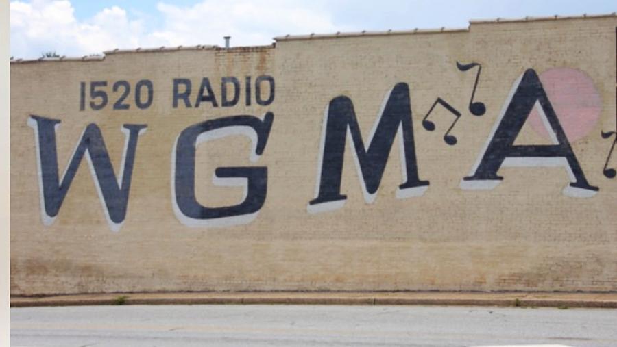 WGMA Music Mural