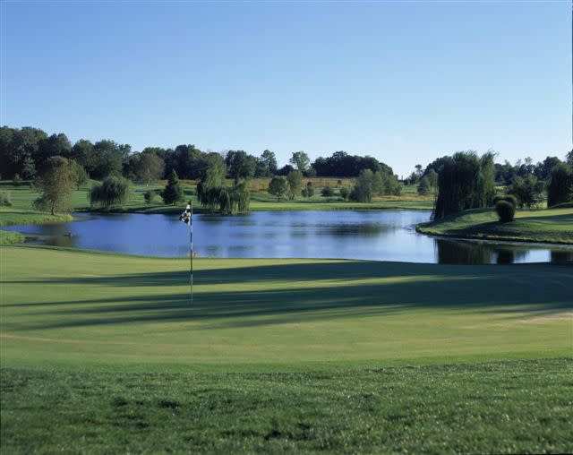 Great Rivers and Routes Golf