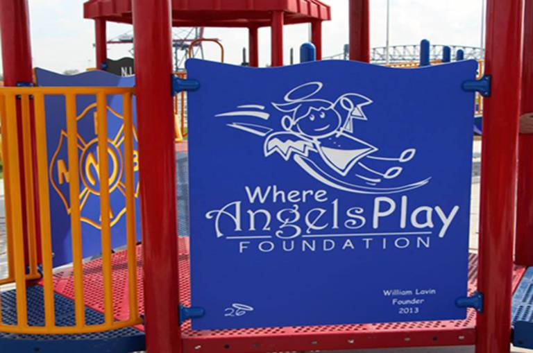 Where Angels Play