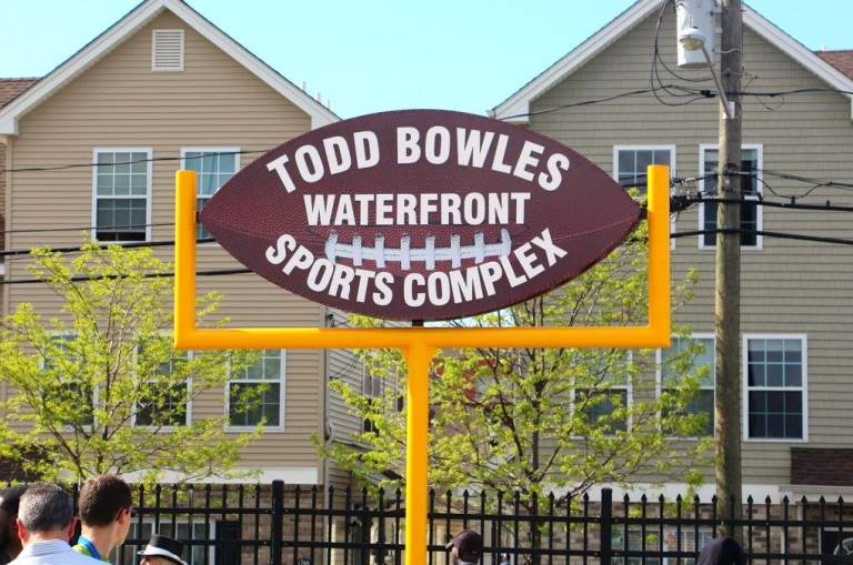Todd Bowles Waterfront Sport Complex