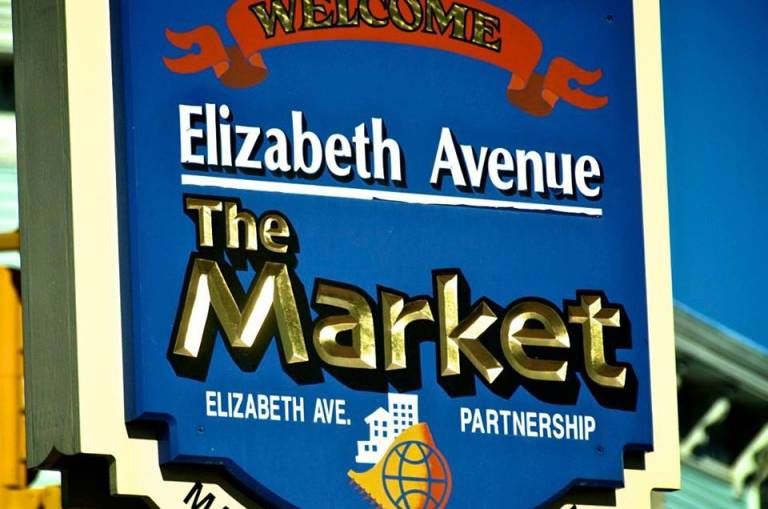 The Market at Elizabeth Ave.