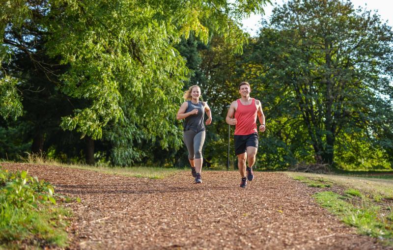 Running Pre's Trail by Melanie Griffin