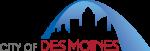 Catch Des Moines - City of Des Moines Logo
