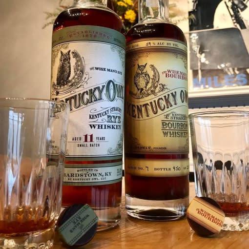 Preservation bourbon