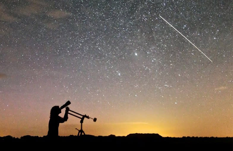 Astronomy Night at Oak Hammock Marsh