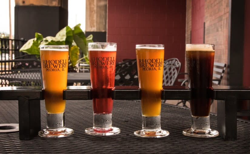 Discover Peoria Brewery
