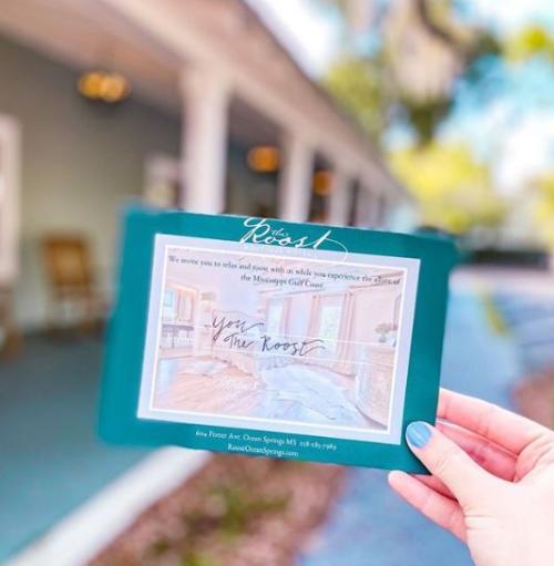 Roost Ocean Springs Gift Card
