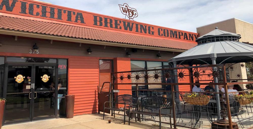 Wichita Brewing Company East Location Patio