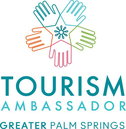 Greater Palm Springs Tourism Ambassador logo