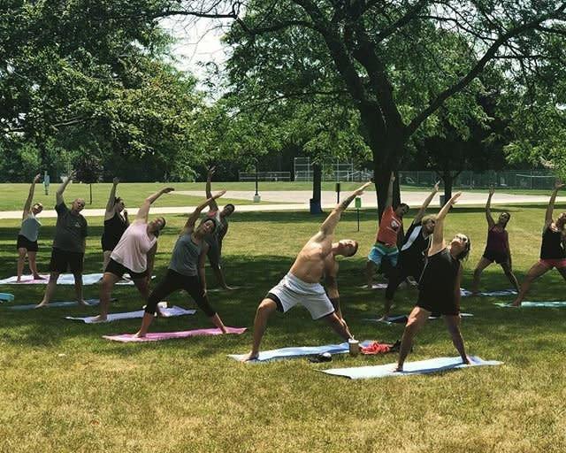 FCBG Yoga
