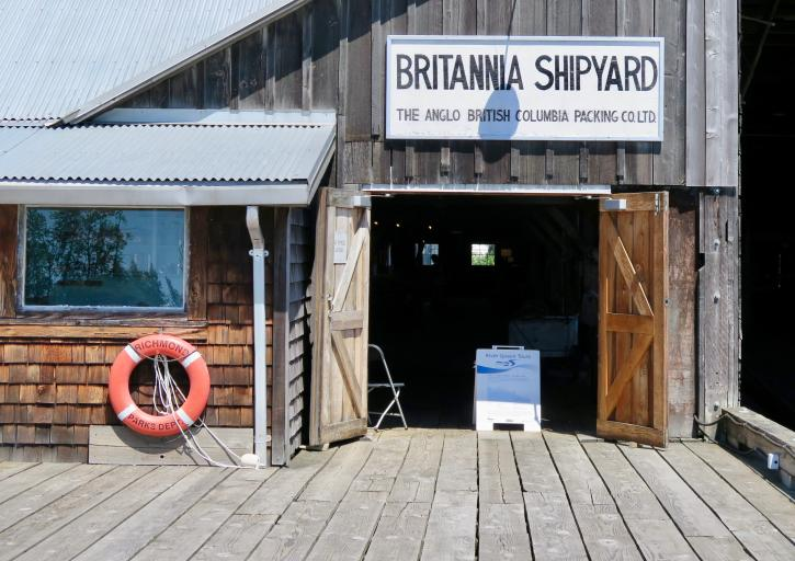 Britannia Shipyards - Photo: John Lee