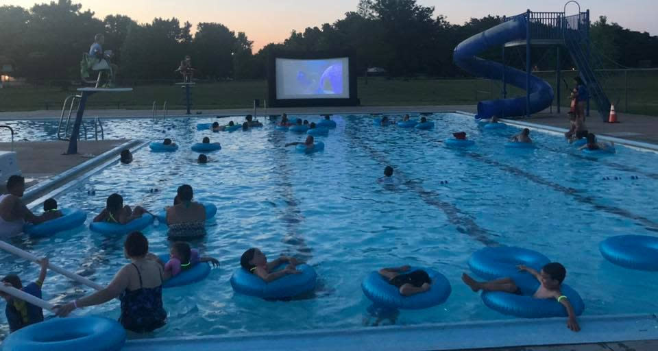 Harvest Swimming Pool Wichita
