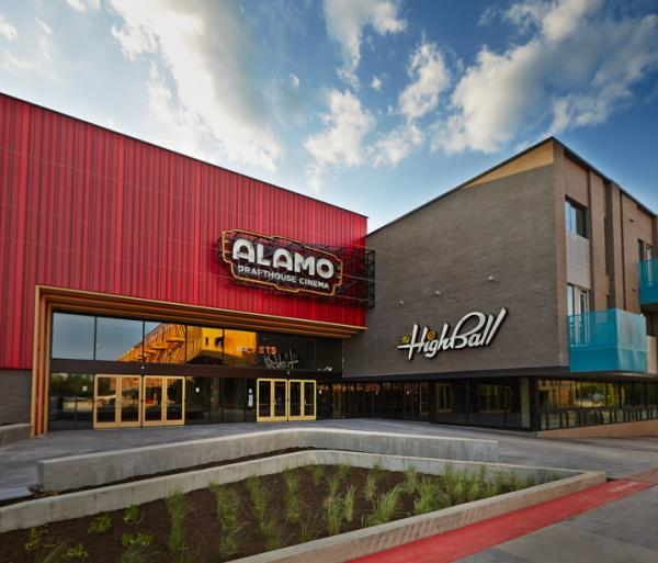 Alamo Drafthouse South Lamar exterior
