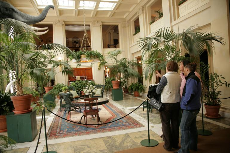 George Eastman Museum Conservatory