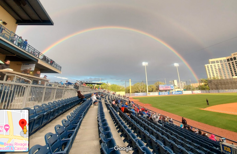 MGM Park - Virtual Scavenger Hunt Blog