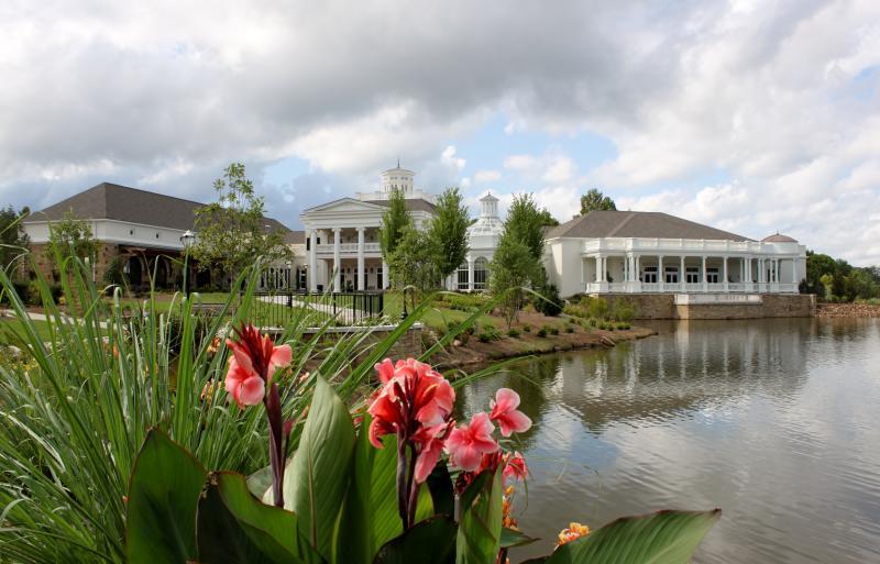 Huntsville Botanical Garden Guest Center
