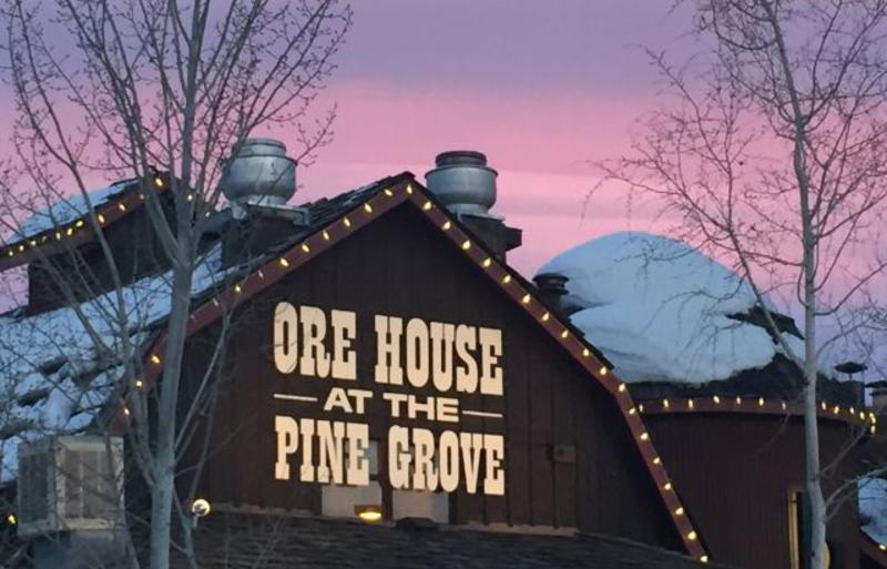 Ore House at the Pine Grove